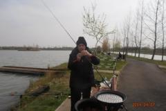 Tavaszi horgászverseny