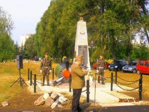 Megemlékezés Nyíregyháza bombázásáról