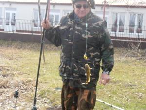Horgászverseny Sóstón