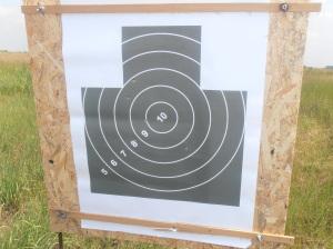 Lövészverseny Hajdúhadházon