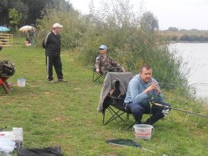 Horgászverseny ősszel