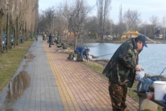 Tavaszi horgászverseny Sóstón