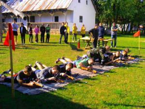Ifjúsági verseny Nyíregyháza